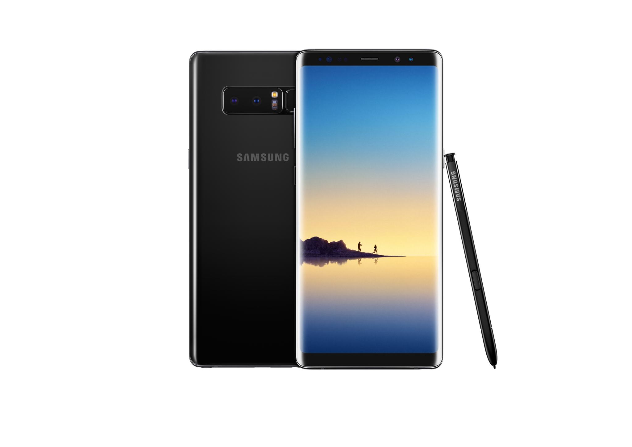 Samsung Galaxy Note 8 představen – 26999Kč za 64GB verzi