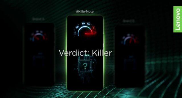 Lenovo K7 Note – říkají mu Killer Note