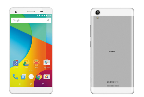 Lava Pixel V1 – novinka v rámci Android One