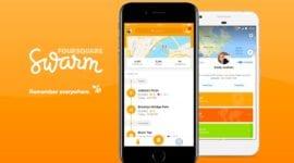 Swarm 5.0 s novým designem přichází na Android [aktualizováno]