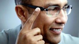 Nedávný patent Applu naznačuje konkurenci ke Google Glass