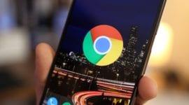 Chrome 70 beta přináší podporu otisků prstů pro webové stránky