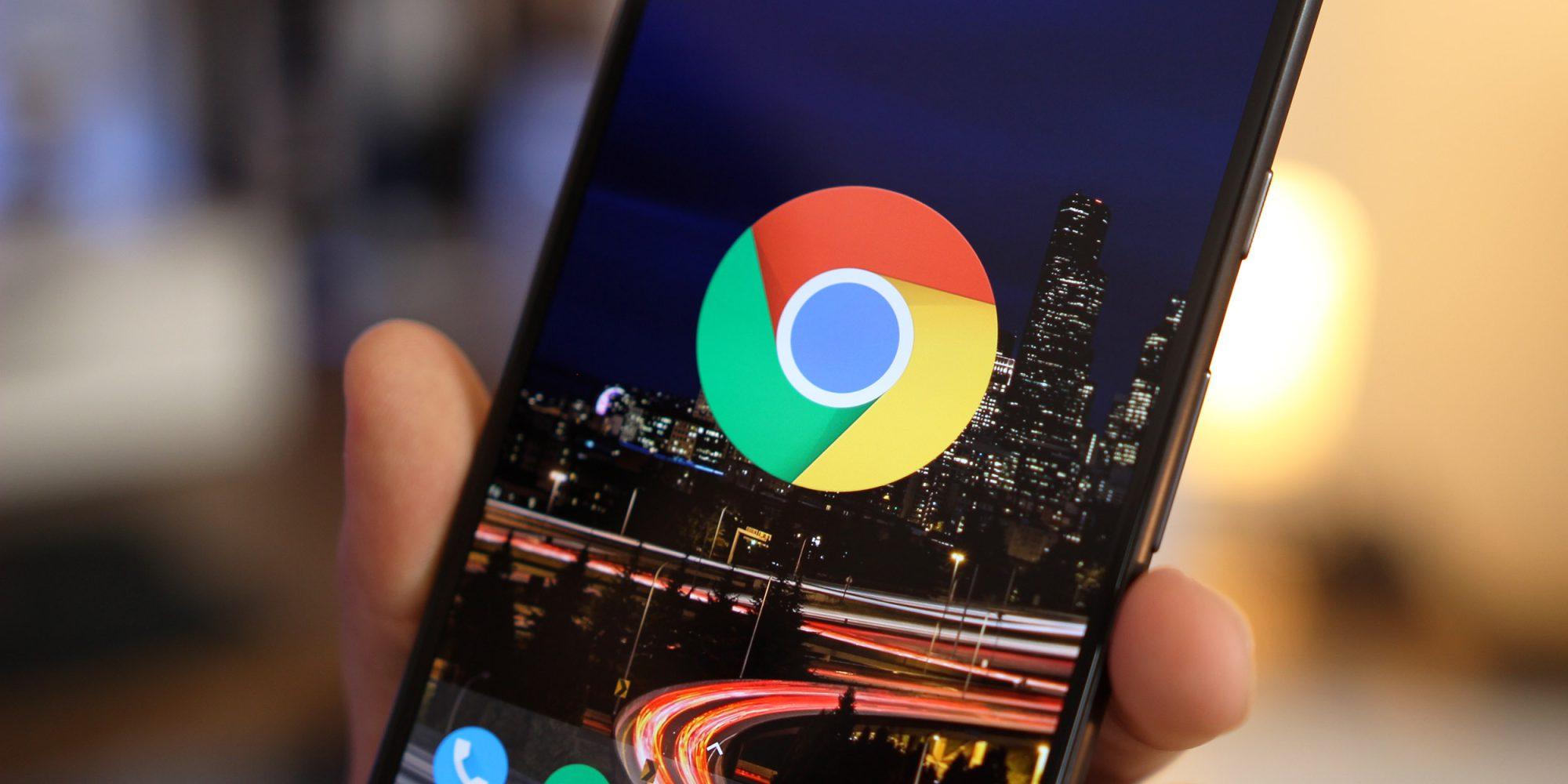 Chrome Beta ve verzi 61 nabídne jednodušší sdílení a novinky pro vývojáře