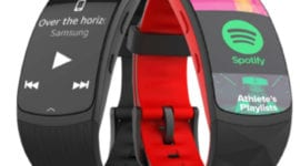 Samsung chystá další sportovní náramek
