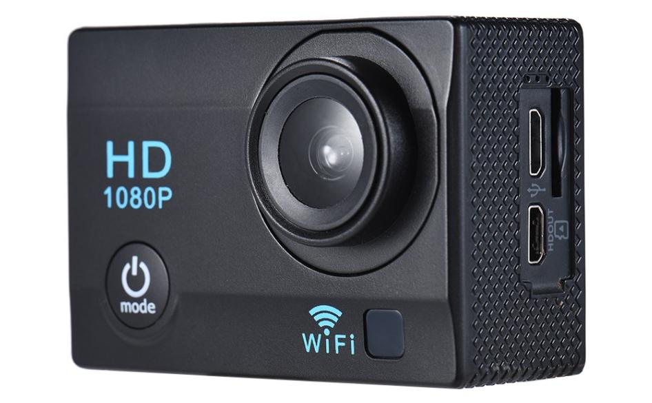 Akční kamerka za pouhých 350 Kč [sponzorovaný článek]