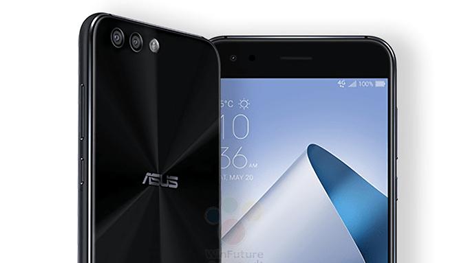 Asus neuhlídal nové smartphony ZenFone 4