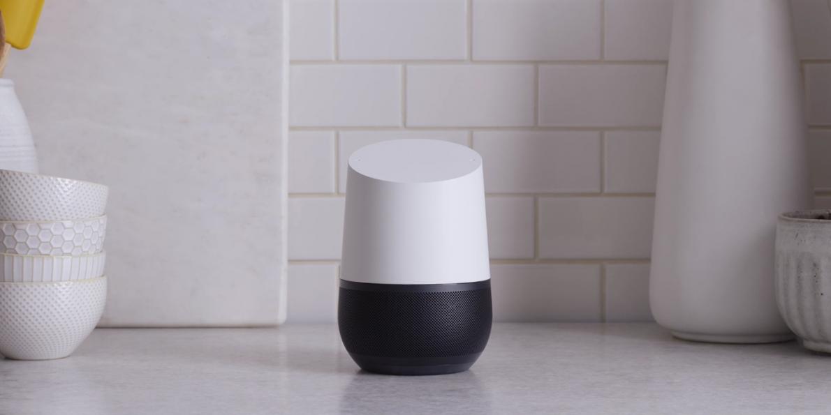 Google Home s displejem? Brzy zřejmě realitou