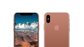 iPhone 8 pravděpodobně dorazí v nové barvě Blush Gold