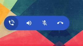 Aplikace Google Telefon zřejmě získá plovoucí widget