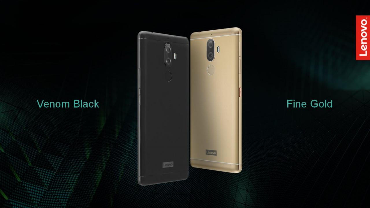 Lenovo K8 Note – první s čistým Androidem
