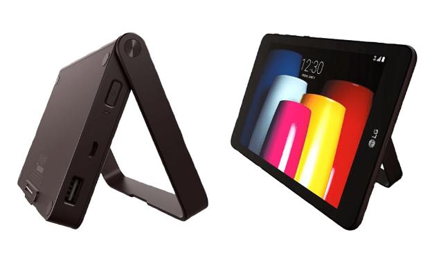 Nový tablet od LG přijde s neotřelým dokem