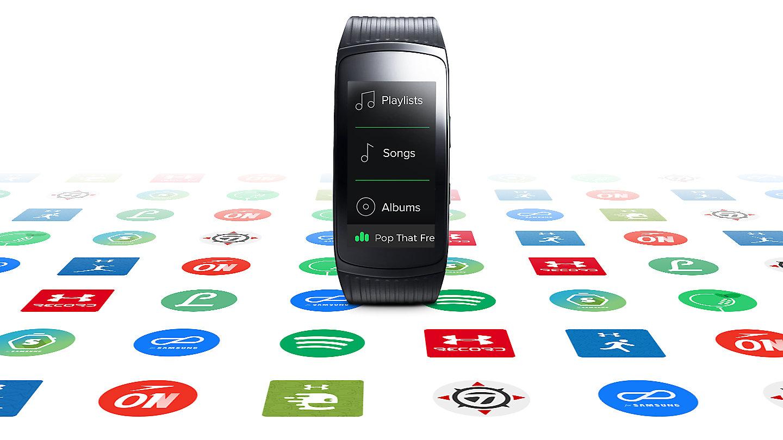 Samsung Gear Fit2 Pro – jen drobné vylepšení původního modelu