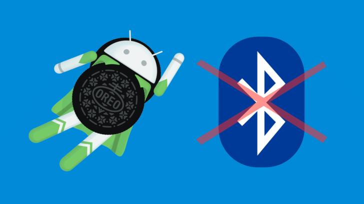 Uživatelé Androidu 8.0 hlásí chybu s bluetooth