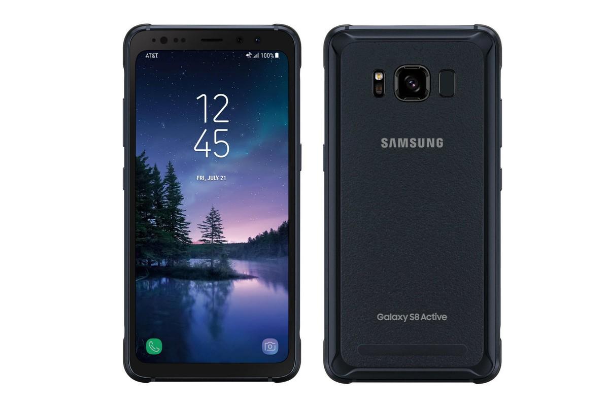Samsung představil odolný top model – Galaxy S8 Active