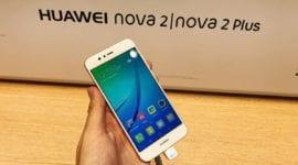 Huawei Nova 2 a Nova 2 Plus na veletrhu IFA