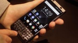 Blackberry Keyone Black Edition – první pohled [video]