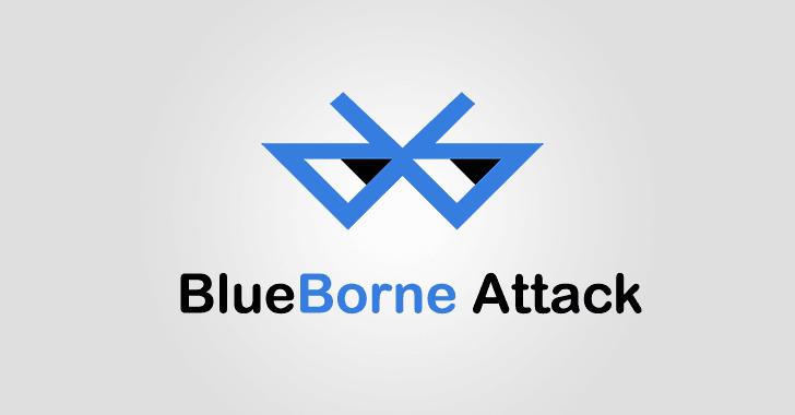 BlueBorne – nové nebezpečí pro zařízení s Bluetooth