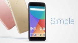 Xiaomi Mi A1 –  první s čistým Androidem a zamíří i do ČR