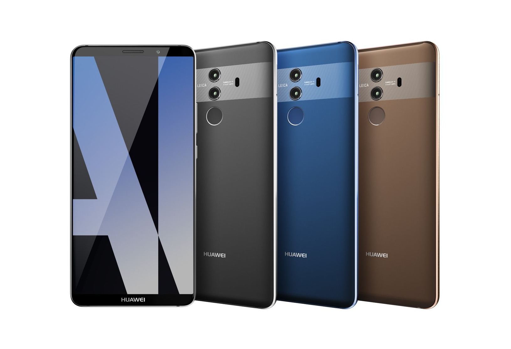 Huawei Mate 10 Pro uniká na renderu [aktualizováno]