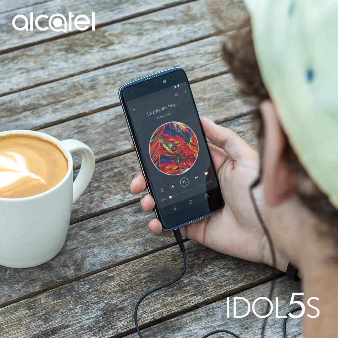 Alcatel na veletrhu IFA uvedl Idol 5 a 5S