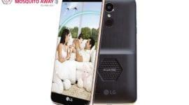 Mobil LG K7i odpudí každého komára