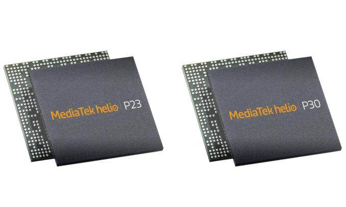 MediaTek odhalil nové procesory Helio P23 a P30