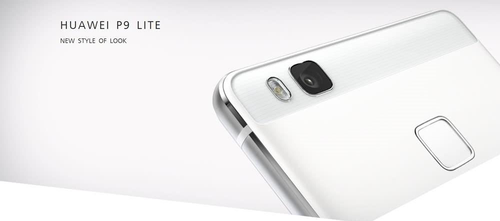 Huawei P9 Lite za 4150 Kč [sponzorovaný článek]