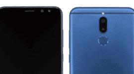 Huawei chystá mobil s 18:9 displejem