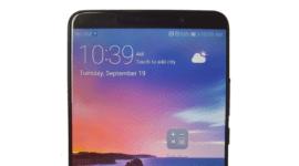 Huawei Mate 10 na první fotografii [aktualizováno]