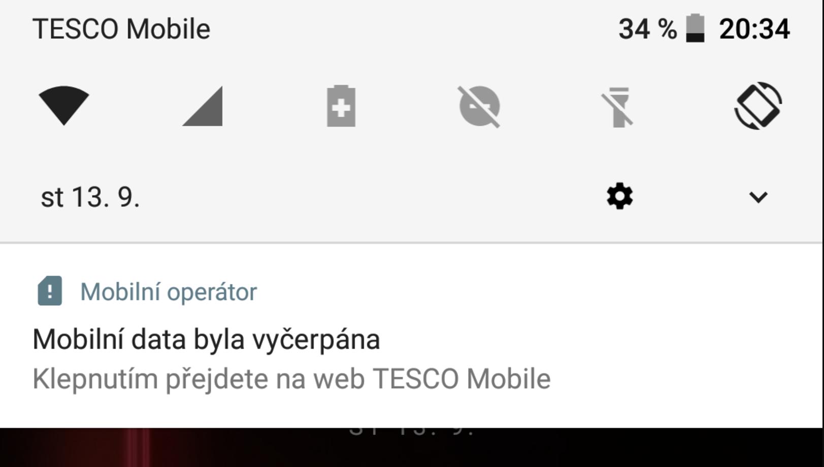 Android 8 Oreo – chyba způsobující zastavení mobilního připojení