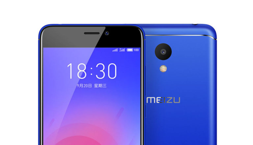 Meizu M6 – novinka s nízkou cenou