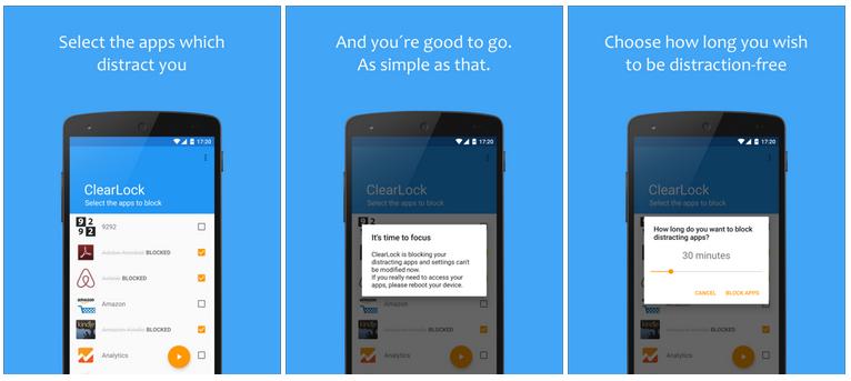 Zvyšujeme produktivitu zablokováním rušivých aplikací