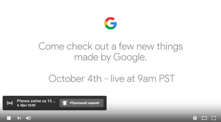 Živě: Google představuje novinky [aktualizováno]