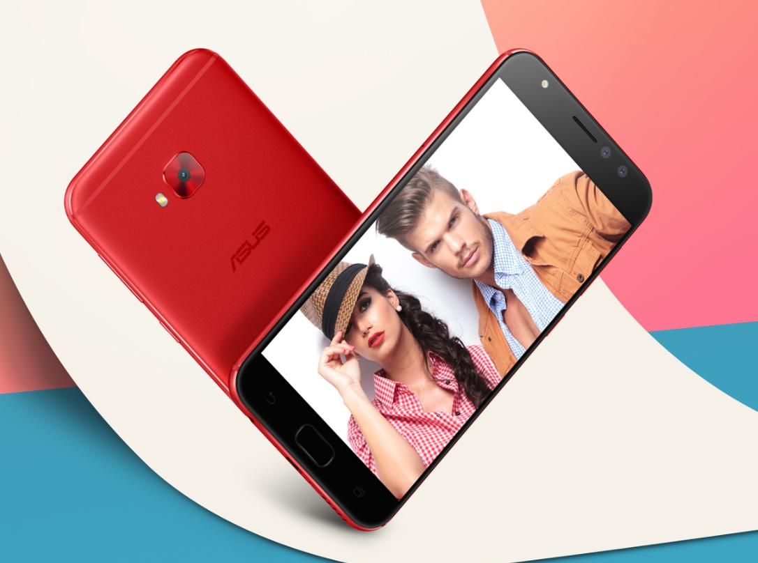 Asus ZenFone 4 Selfie a 4 Selfie Pro – novinky s duálním předním foťákem