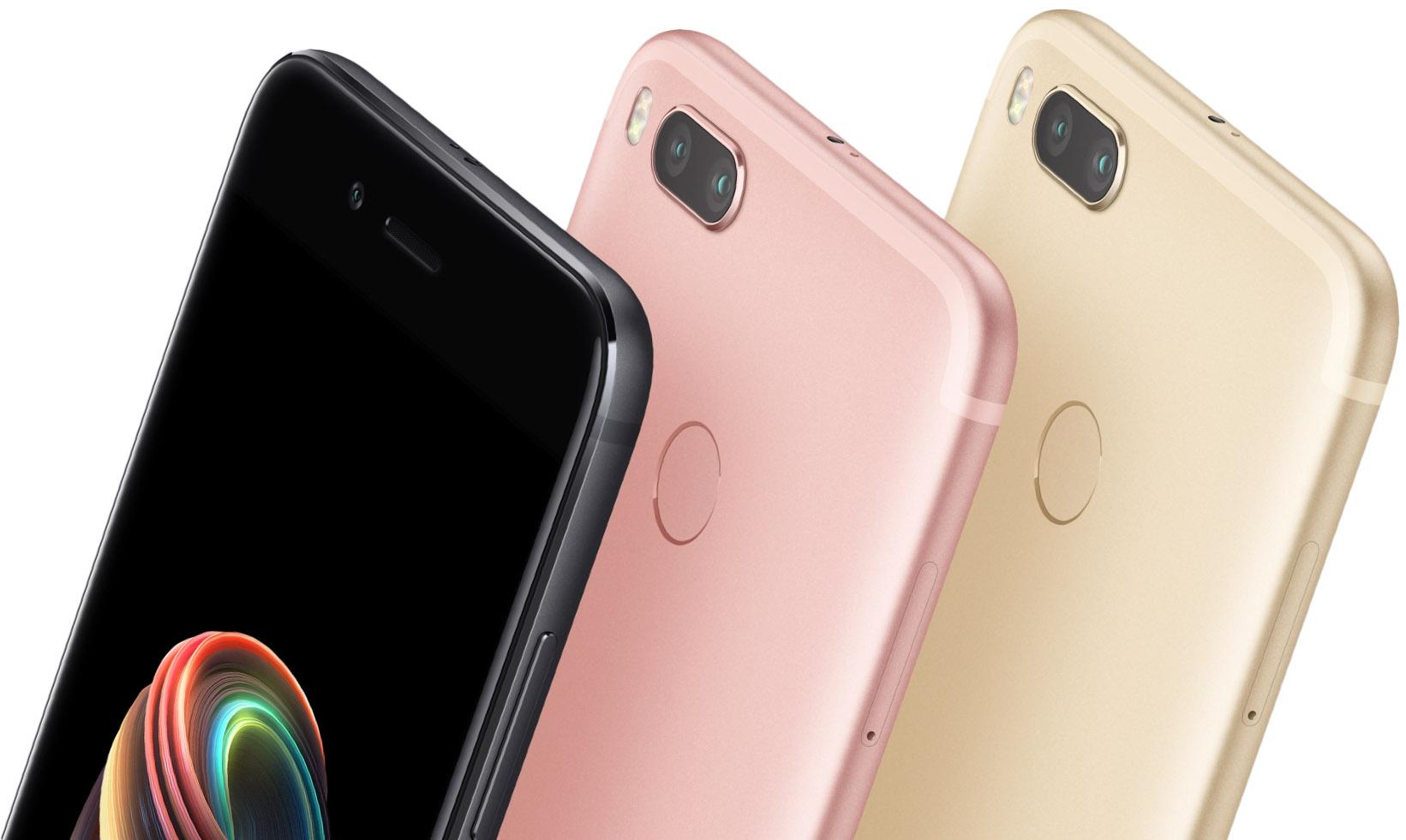 Xiaomi Mi A1 se slevou 19 dolarů u Geekbuying [sponzorovaný článek]
