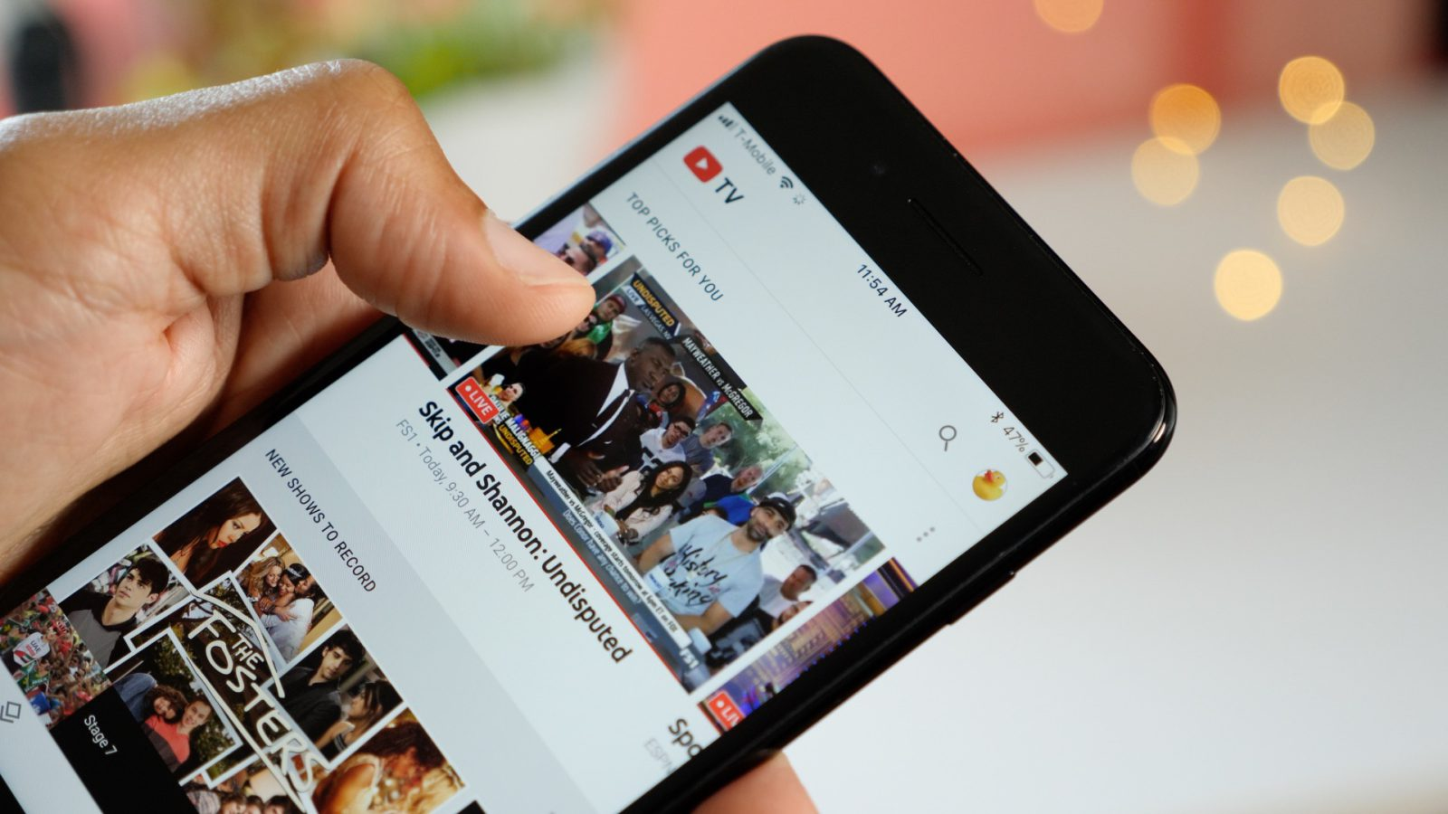 Streameři zbystřete: YouTube nově podporuje ReplayKit od Applu