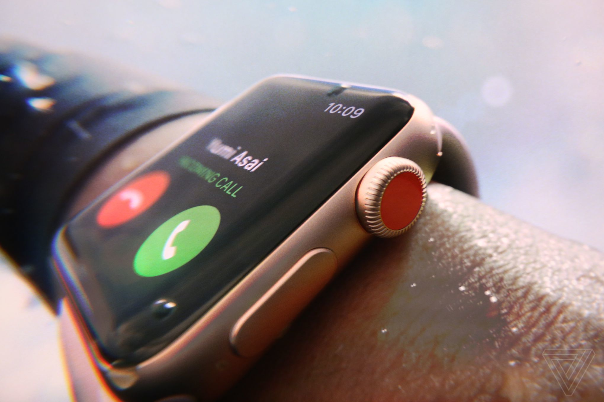 Apple Watch Series 3 – konečně podpora LTE