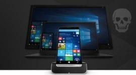 Poslední top model s Windows 10 Mobile zřejmě skončí
