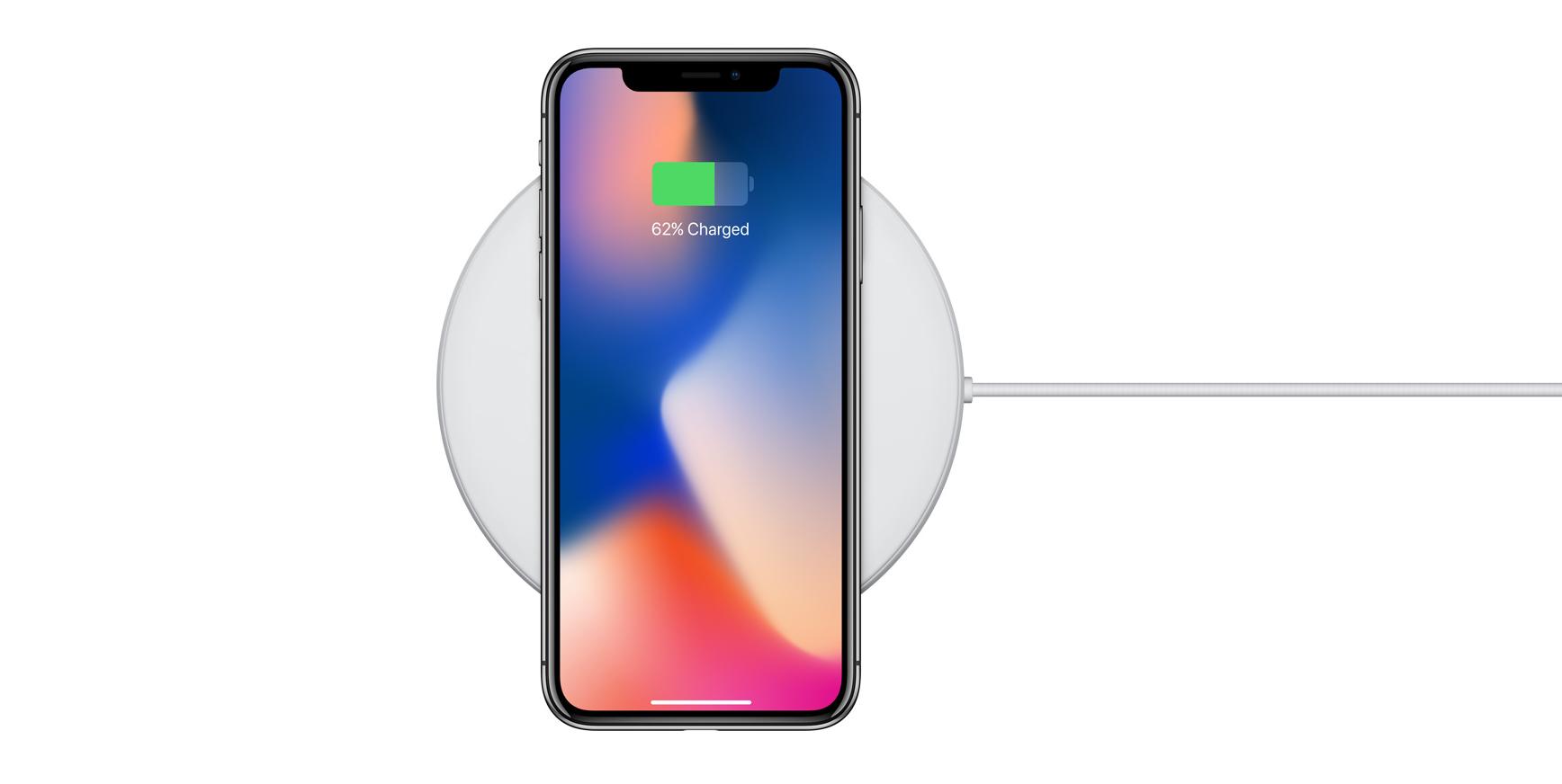 Nové iPhony podporují také rychlé nabíjení