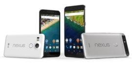 Google prodlužuje u Nexusů 6P a 5X dobu na bezpečnostní aktualizace