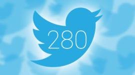 Twitter možná zruší limit 140 znaků a přejde na 280 znaků