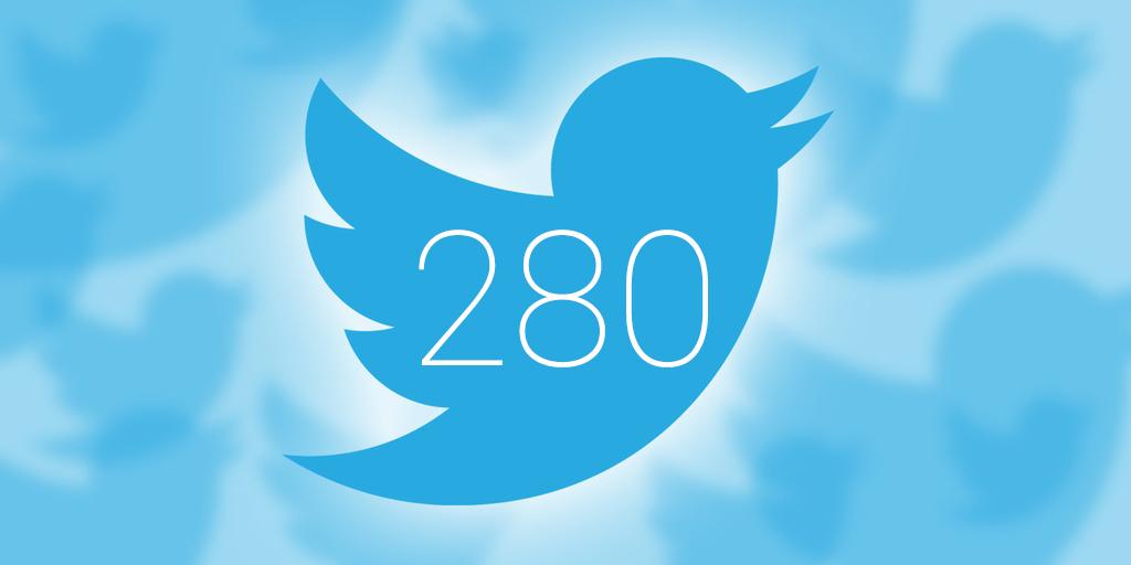 Twitter a 280 znaků – nyní pro všechny [aktualizováno]