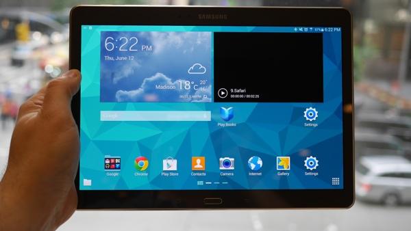 Samsung Galaxy View potvrzen v GFXBench