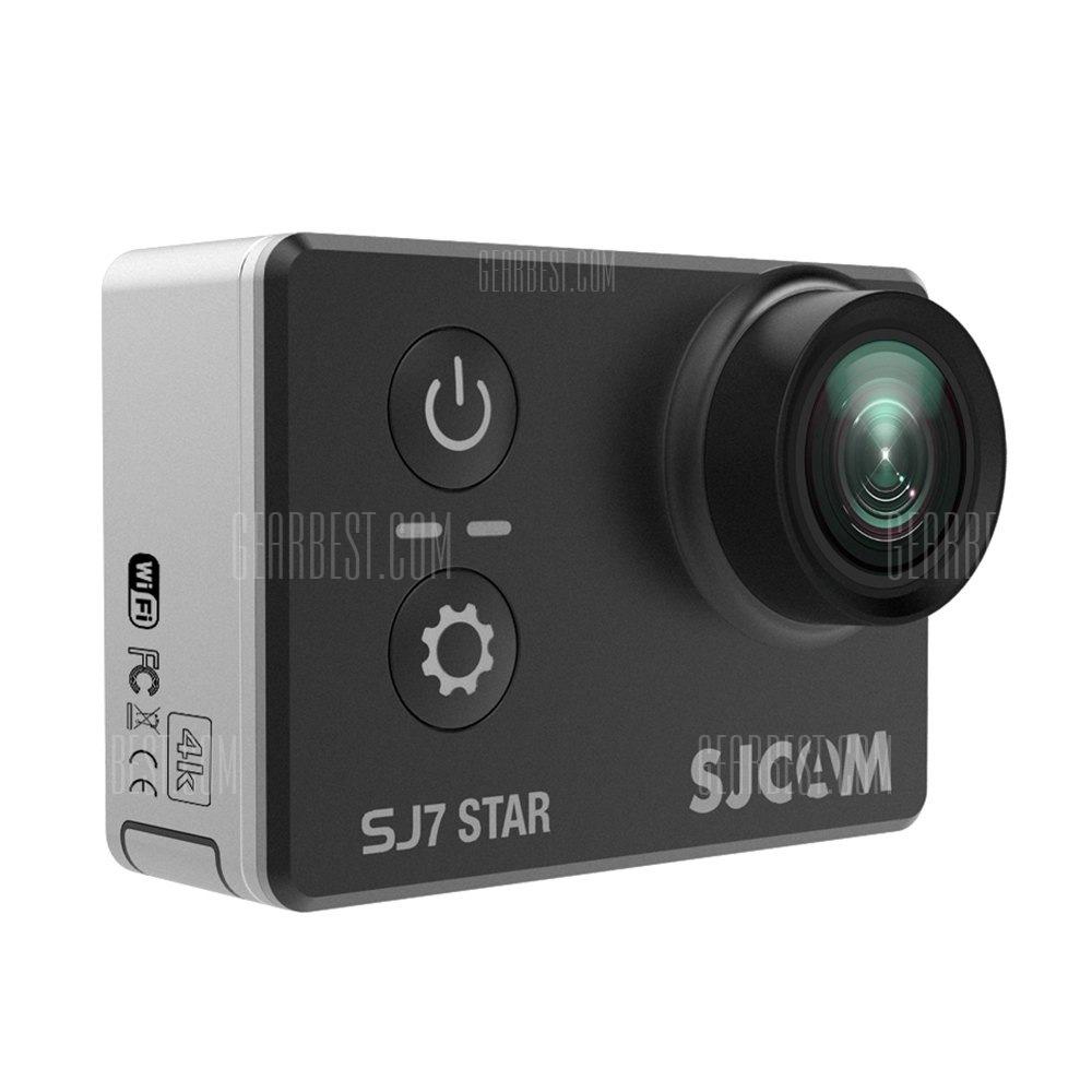 SJCAM SJ7 Star: nejlepší akční kamera pod 5 000 Kč [sponzorovaný článek]
