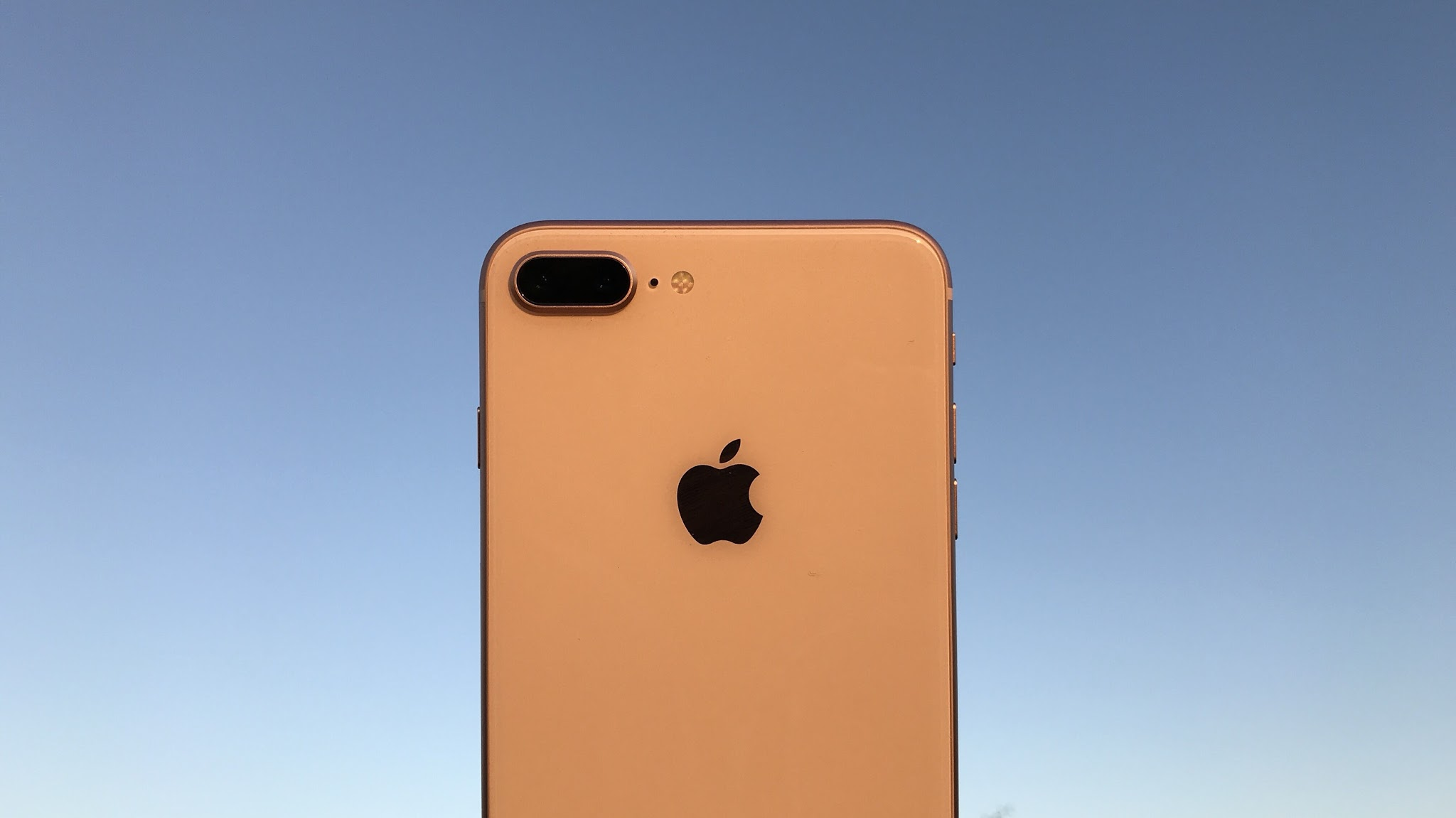 LIVE: iPhone 8 Plus s Králem