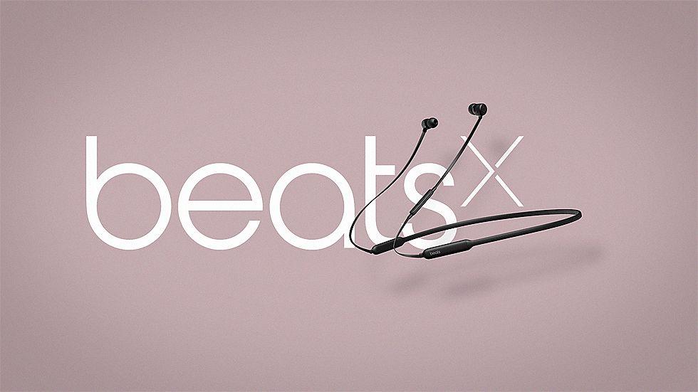 BeatsX – sluchátka se srdcem od Applu