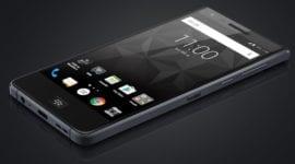 BlackBerry Motion bude asi prvním voděodolným mobilem této značky