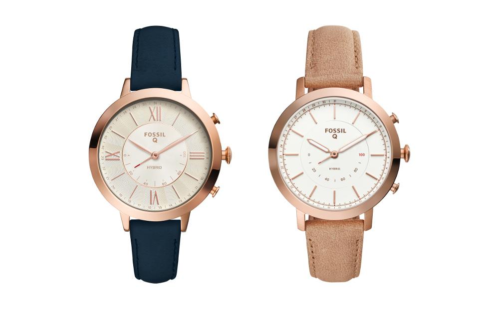 Fossil ukázal hodinky Q Neely a Q Jacqueline pro ženy
