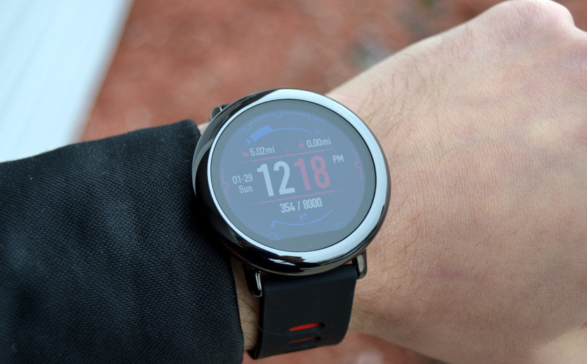 Originální chytré hodinky Xiaomi Huami AMAZFIT nyní za 2 800 Kč! [sponzorovaný článek]