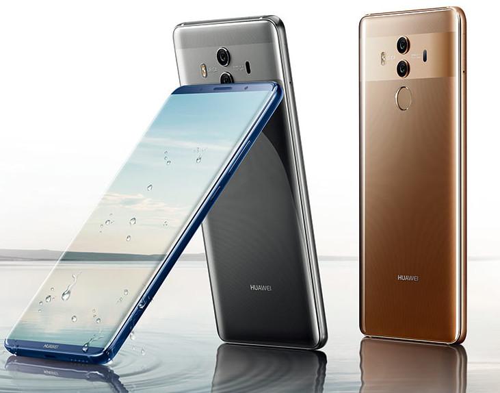 Huawei Mate 10 Pro: druhý nejlepší smartphone pro pořizování fotografií